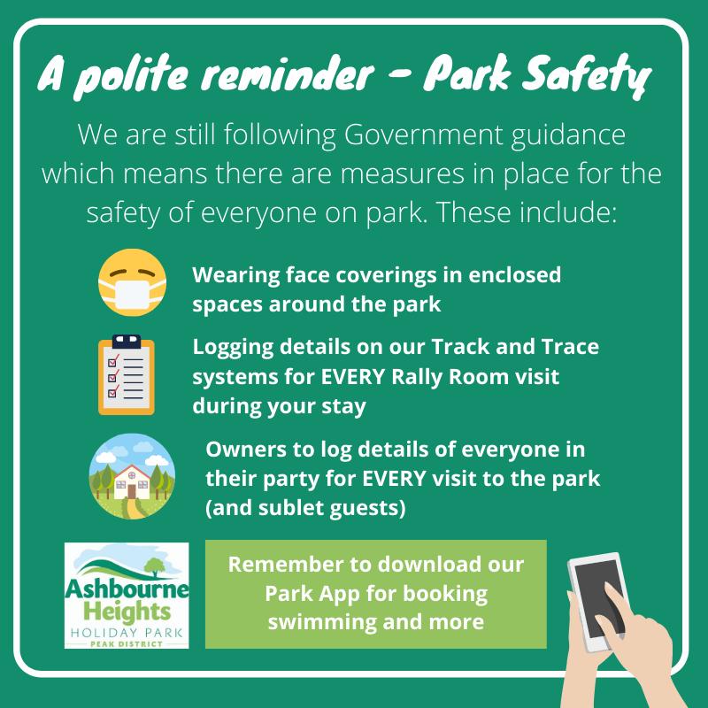 Park safety at Ashbourne Heights