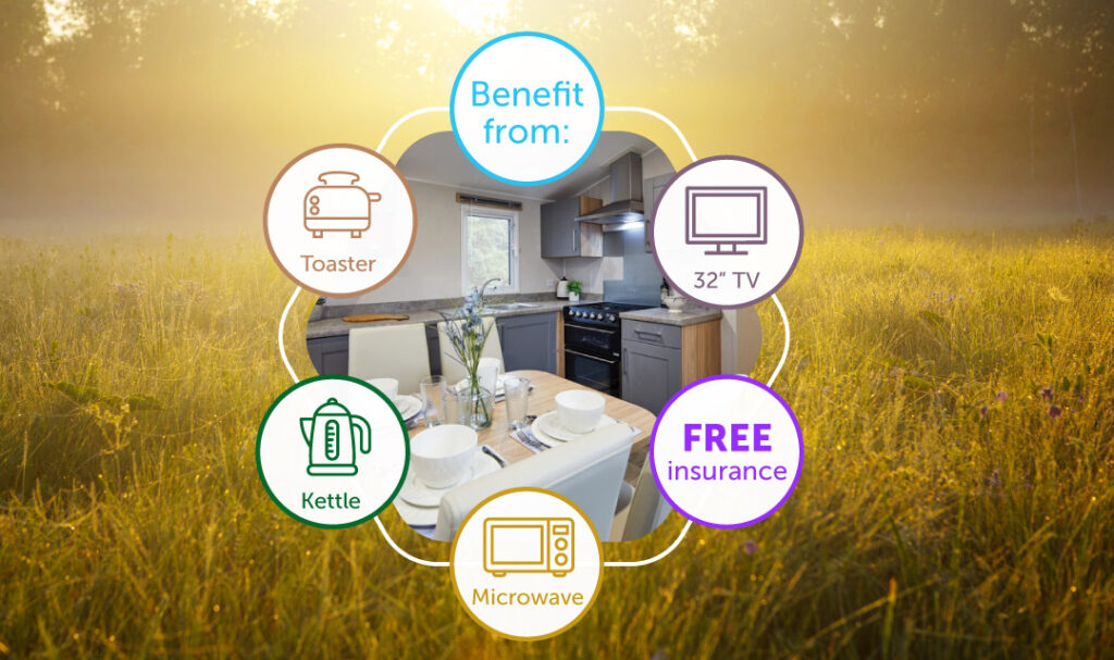 Willerby Malton benefits, including free insurance